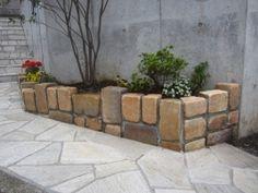 Stone Garden Paths, Garden Stones, Pathways, Plants, Gardening, Gardens, Home, Cement, Terrace