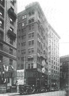 The present building was originally constructed in 1903, designed by renowned Boston architect William Gibbons Preston (c.1842-1910).