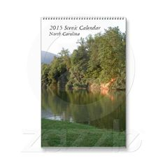 2015 Scenic Wall Calendar Design from Calendars by Janz http
