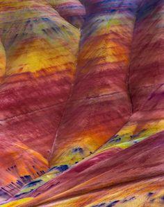 ~~Painted Hills, John Day National Monument, Kimberly, Oregon by Nitin Kansal~~