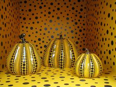 Yayoi Kusama by C-Monster, via Flickr
