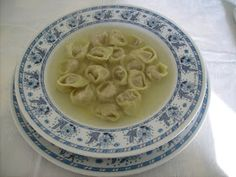 Cappelletti in Brodo Emiliani