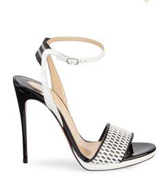 Christian Louboutin Discoport Stiletto Sandals