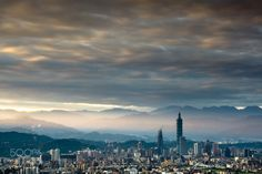 Popular on 500px : dawn of Taipei 101 by x20ibmt