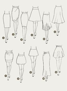 Skirt design drawing fashion sketches 68 New Ideas Dress Design Sketches, Fashion Design Sketchbook, Fashion Design Drawings, Fashion Sketches, Fashion Illustrations, Dress Drawing, Drawing Clothes, Fashion Drawing Dresses, Drawing Fashion