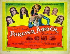 FOREVER AMBER 1947 Linda Darnell
