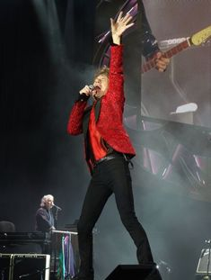 The Rolling Stones live in Indianapolis, IN, USA, July 4, 2015 by IORR