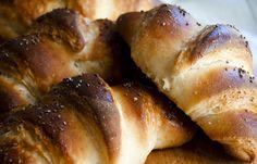 La ricetta dei Cornetti a lievitazione naturale   L'idea Pellegrina foodblog