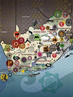 Brand South Africa. BelAfrique - your personal travel planner - www.BelAfrique.com