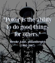 In Others' Words: The Power of Doing Good | Beth K. Vogt