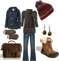 """""""living in the mountains.."""" by abq2012 ❤ liked on Polyvore"""