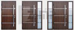 Aluminum Schüco front door + 1 side panel - anthracite gray RAL 7016 | eBay
