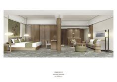 Conrad Manila Hotel Philippines Diplomatic Suite Living