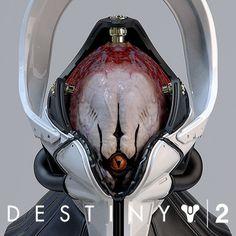 Destiny 2 - Psion Detail Art