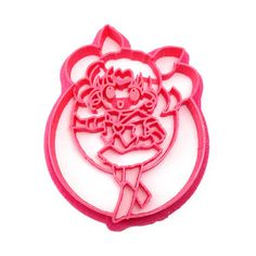 Sailor Moon Chibi Moon Cookie Cutter. Great for Alexia's birthday party! only $6.00!