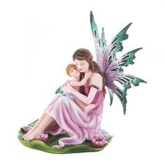 Motherhood Fairy Figurine