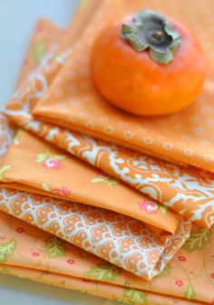 My very favorite - Fig Tree Quilts - love these colors!