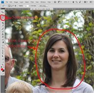 How to Swap Heads in Photoshop | iHeartFaces.com