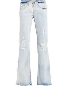jeans rasgado claro fler - Pesquisa Google