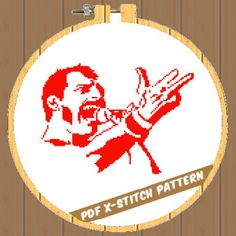 PATTERN ONLY Counted Cross Stitch Pattern PDF by noomyknits, $4.75
