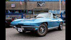 1966 Corvette C2 327 Sting Ray: le foto non dicono mai tutta la verità... Corvette C2, I Love America, Bmw, Youtube, Youtubers, Youtube Movies