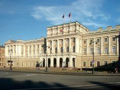 Saint Petersburg travel