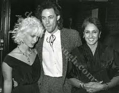 Paula Yates with Bob Geldof