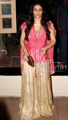 Tabu-at-Ekta-Kapoor-Diwali-Party