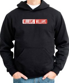 Negative Williams Hoodie