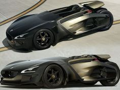 2011 Peugeot EX1 Concept Is An Electric Sport Cars.