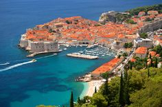 Croatia (Listeni/kroʊˈeɪʃə/ kroh-ay-shə; Croatian: Hrvatska pronounced [xř̩ʋaːtskaː]), officially the Republic of Croatia (Croatian: Republika Hrvatska About this sound listen (help·info)), is a unitary democratic parliamentary republic at the crossroads of Central Europe, Southeast Europe, and the Mediterranean. Its capital and largest city is Zagreb. The country is divided into 20 counties and the city of Zagreb. Croatia covers 56,594 square kilometres (21,851 square miles) and has…