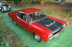 1970 AMC Rebel Machine Image