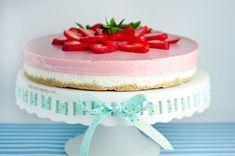 Ako sa pripravujete na prichdzajci horci tde? Easy Desserts, Dessert Recipes, Healthier Desserts, No Bake Cake, Vanilla Cake, Clean Eating, Deserts, Good Food, Paleo