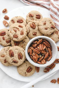 These maple fall desserts are so delicious and so easy to make. Quick fall treats to whip up for Thanksgiving desserts, vegan snacks on the go or for a tailgate food.