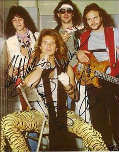 The real van halen