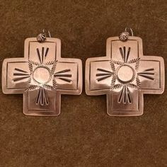 Native American Earrings - Copper Jewelry | Alltribes