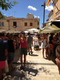 Santanyi Market Mallorca