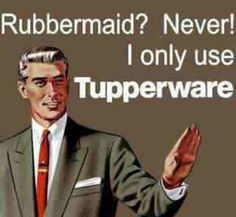 Love my tupperware