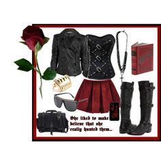 """""""Vampire Huntress"""" by texas1226 on Polyvore"""