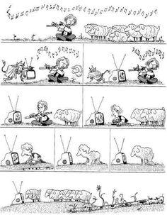 "Evolution of the day - via: Trust me, I'm a ""Biologist"" (fb)"
