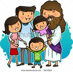 Jesus e a família