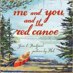 Free-verse poetry full of sensory details, evocative language, and repetition pair with scratchy illustrations in the greens, browns, and blues of the natural world to capture a morning of fishing from a red canoe. Sensory Details, Fishing Books, Children's Picture Books, English Language Arts, Book Gifts, Beautiful Paintings, Book Publishing, New Books, Childrens Books