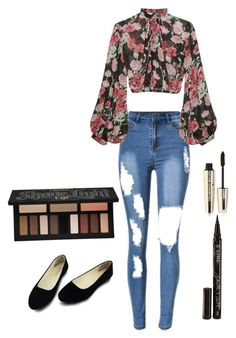 """harry styles inspired"" by liquidguilt ❤ liked on Polyvore featuring Jill Stuart, Smith & Cult, Kat Von D and L'Oréal Paris"