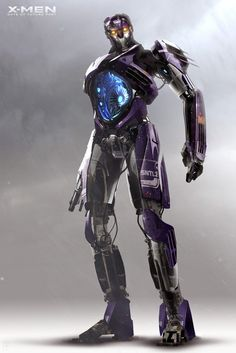 Awesome Past and Future Sentinels X-MEN DAYS OF FUTURE PAST Concept Art by Jon McCoy « Film Sketchr