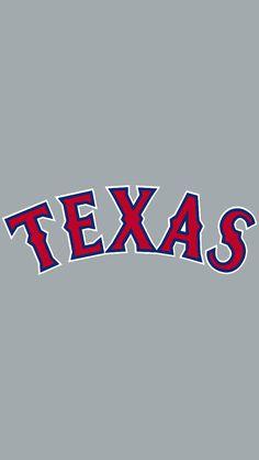 Texas Rangers Logo on Chris Creamer's Sports Logos Page - SportsLogos. A virtual museum of sports logos, uniforms and historical items. Texas Rangers Logo, Mlb Texas Rangers, Rangers Baseball, Sports Baseball, Mlb Team Logos, Mlb Teams, Sports Logos, Sports Teams, Kentucky Basketball