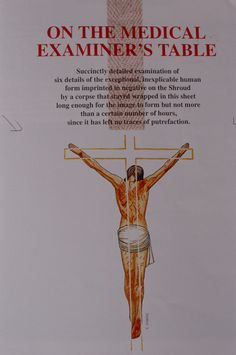 Artist's rendering of how the crucifixion of Jesus of Nazareth might have been like