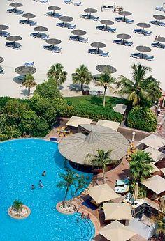 Best beach clubs in Dubai.