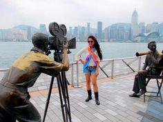 #Avenue of Stars Hongkong