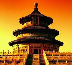 : Temple of Heaven, Beijing, China