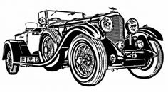 1930s Bentley Tourer Bespoke Artwork. You won't go wrong with a lasercut steel backlit memento of his treasured car. Perfect for Father's Day. Take a closer look > http://www.gamesroomcompany.com/Product_Catalogue/Artwork/Bespoke_Artwork/1930s_Bentley_Tourer_Bespoke_Artwork_11238 #FathersDay #PerfectGift